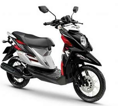 Yamaha-X-Ride-Matic-1